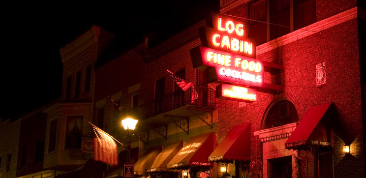 Log Cabin Steakhouse